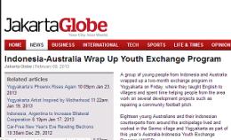 Indonesia-Australia Wrap Up Youth ExchangeProgram