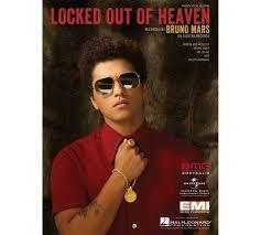 Guitar Chord of Bruno Mars'Single